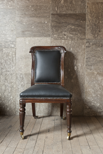 REGENCY DESK CHAIR