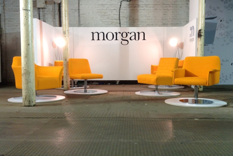 Morgan chairs at CDW13