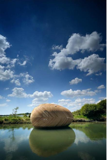 Exbury Egg. Photo courtesy of Nigel Rigden